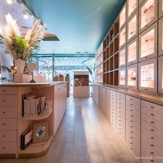 Interior Design Optica