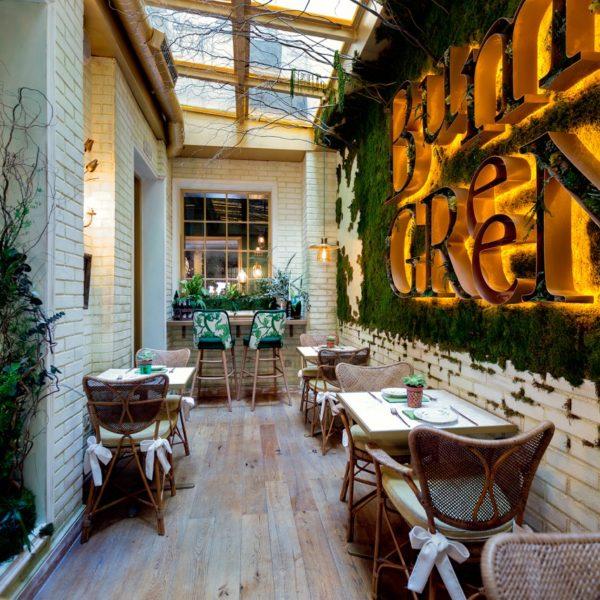 BumpGreen Restaurante – Barrio Salamanca, Madrid