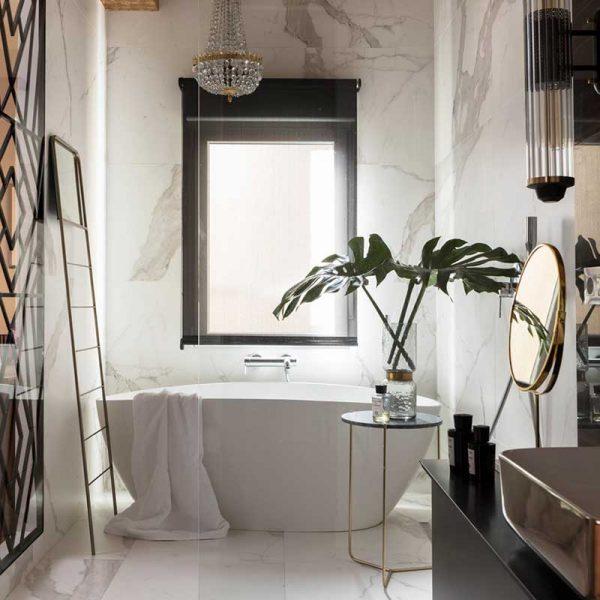 Baños integrados en la habitación, ¿sí o no?