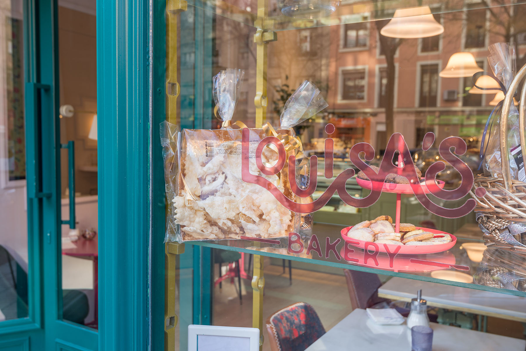 Louisa's Bakery – Madrid
